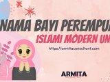 Ide NAMA BAYI PEREMPUAN ISLAMI MODERN